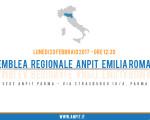 TERZA ASSEMBLEA REGIONALE IN EMILIA ROMAGNA 20 FEBBRAIO ORE 12.30