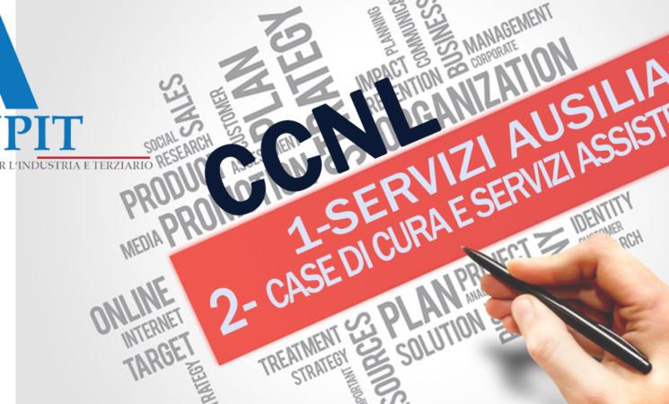 RINNOVO CCNL SERVIZI AUSILIARI E CCNL CASE DI CURA E SERVIZI ASSISTENZIALI 01 GENNAIO 2018 31 DICEMBRE 2020