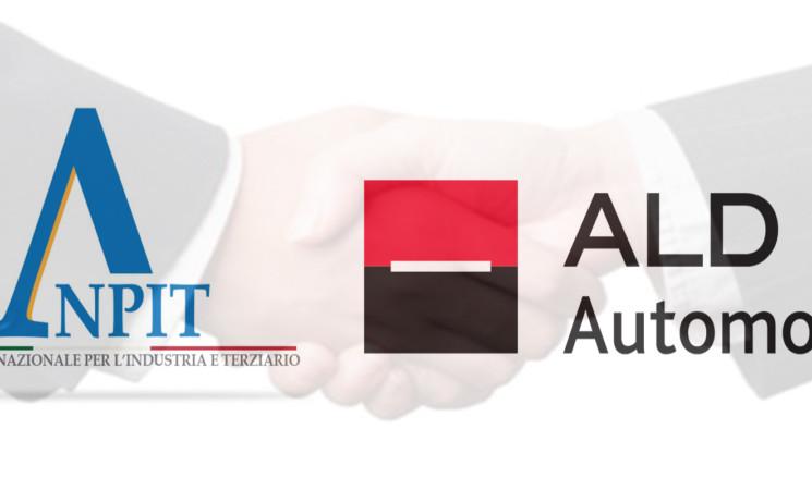 Accordo e convenzione ANPIT-ALD Automotive