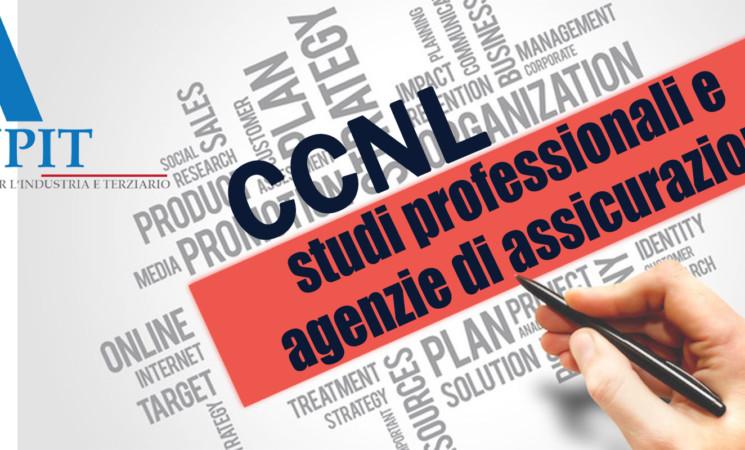 CCNL STUDI PROFESSIONALI E AGENZIE DI ASSICURAZIONI
