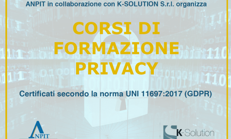 CERTIFICAZIONI OBBLIGATORIE IN MATERIA DI PRIVACY - NORMA UNI 11697:2017 (GDPR)