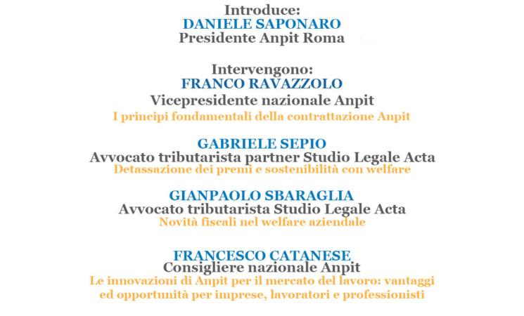 INFORMAZIONE ANPIT ROMA