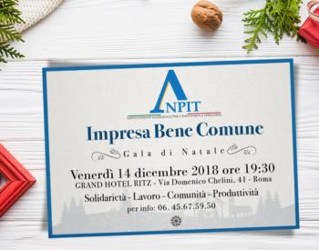 IMPRESA BENE COMUNE 2018